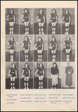 1952 Canadian High School Yearbook Page 84 & 85
