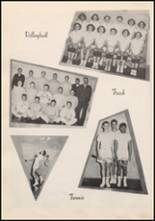 1952 Canadian High School Yearbook Page 86 & 87