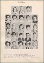1952 Canadian High School Yearbook Page 94 & 95