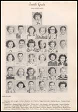 1952 Canadian High School Yearbook Page 100 & 101