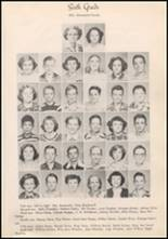 1952 Canadian High School Yearbook Page 104 & 105