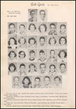 1952 Canadian High School Yearbook Page 106 & 107