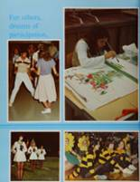 1981 Peterson High School Yearbook Page 16 & 17