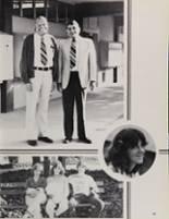 1981 Peterson High School Yearbook Page 22 & 23