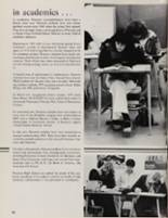 1981 Peterson High School Yearbook Page 24 & 25