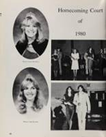 1981 Peterson High School Yearbook Page 36 & 37
