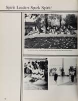 1981 Peterson High School Yearbook Page 46 & 47