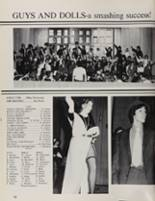 1981 Peterson High School Yearbook Page 56 & 57
