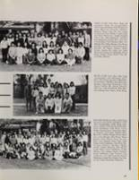1981 Peterson High School Yearbook Page 60 & 61