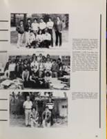 1981 Peterson High School Yearbook Page 62 & 63