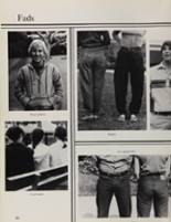 1981 Peterson High School Yearbook Page 68 & 69