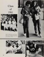 1981 Peterson High School Yearbook Page 72 & 73