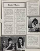 1981 Peterson High School Yearbook Page 94 & 95