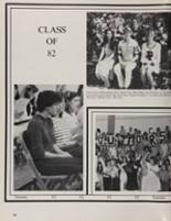 1981 Peterson High School Yearbook Page 102 & 103