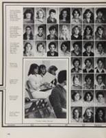 1981 Peterson High School Yearbook Page 108 & 109