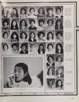 1981 Peterson High School Yearbook Page 116 & 117