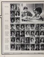 1981 Peterson High School Yearbook Page 122 & 123
