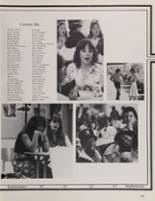 1981 Peterson High School Yearbook Page 124 & 125