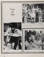 1981 Peterson High School Yearbook Page 126 & 127