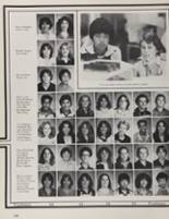 1981 Peterson High School Yearbook Page 128 & 129