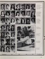 1981 Peterson High School Yearbook Page 130 & 131