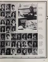 1981 Peterson High School Yearbook Page 132 & 133