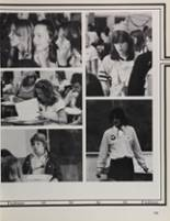 1981 Peterson High School Yearbook Page 136 & 137