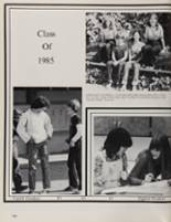 1981 Peterson High School Yearbook Page 138 & 139