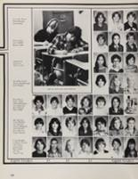 1981 Peterson High School Yearbook Page 142 & 143