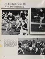 1981 Peterson High School Yearbook Page 150 & 151