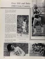 1981 Peterson High School Yearbook Page 154 & 155