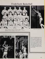 1981 Peterson High School Yearbook Page 158 & 159