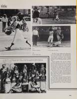 1981 Peterson High School Yearbook Page 172 & 173
