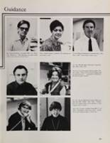 1981 Peterson High School Yearbook Page 184 & 185