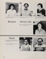 1981 Peterson High School Yearbook Page 192 & 193