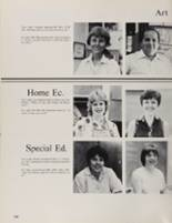 1981 Peterson High School Yearbook Page 194 & 195