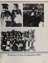 1981 Peterson High School Yearbook Page 208 & 209