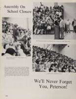 1981 Peterson High School Yearbook Page 214 & 215