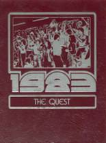 1983 Yearbook L'Anse Creuse North High School