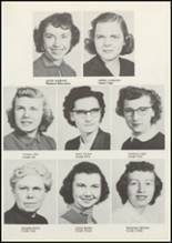 1953 Grundy Center High School Yearbook Page 12 & 13