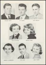 1953 Grundy Center High School Yearbook Page 16 & 17