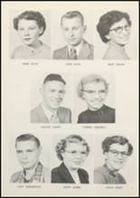 1953 Grundy Center High School Yearbook Page 18 & 19