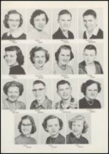 1953 Grundy Center High School Yearbook Page 28 & 29