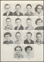 1953 Grundy Center High School Yearbook Page 30 & 31