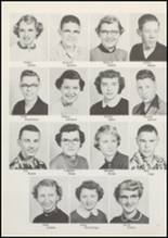 1953 Grundy Center High School Yearbook Page 36 & 37