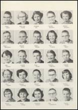 1953 Grundy Center High School Yearbook Page 40 & 41