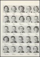 1953 Grundy Center High School Yearbook Page 42 & 43