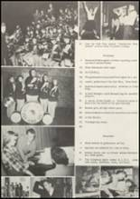 1953 Grundy Center High School Yearbook Page 50 & 51