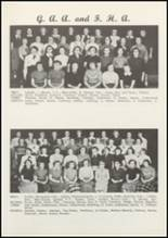 1953 Grundy Center High School Yearbook Page 56 & 57