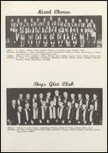 1953 Grundy Center High School Yearbook Page 58 & 59